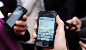 Mobile devices could soon be used to call for emergency aid.